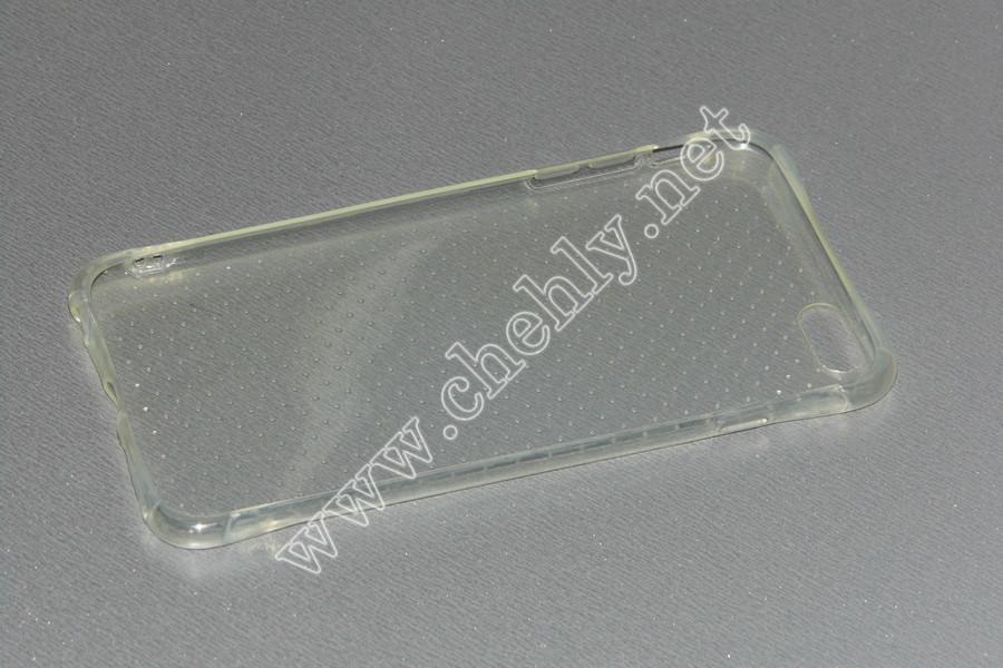 Силиконовый чехол в крапинку iPhone 6 Plus 5