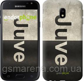 "Чехол на Samsung Galaxy J2 2018 Ювентус ""2778c-1351-7794"""