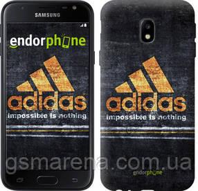 "Чехол на Samsung Galaxy J2 2018 Adidas 2 ""444c-1351-7794"""