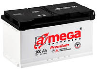 Аккумуляторная батарея A-MEGA Premium 100Ah