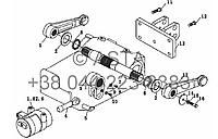 Вал и приводной механизм на YTO X704, фото 1