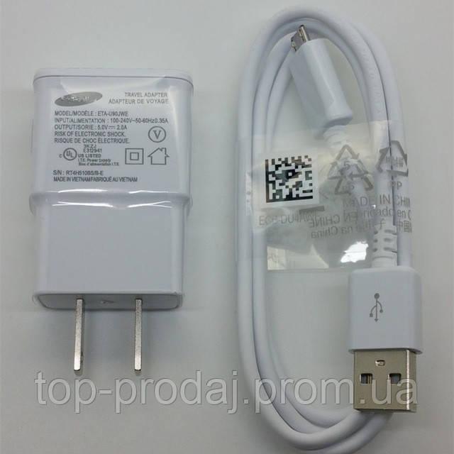 Adapter 7100 Big Samsung, Адаптер Разъем USB Micro., Сетевое зарядное самсунг юсб, Зарядка для мобильного