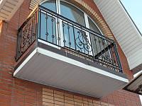 Ограждение балконное