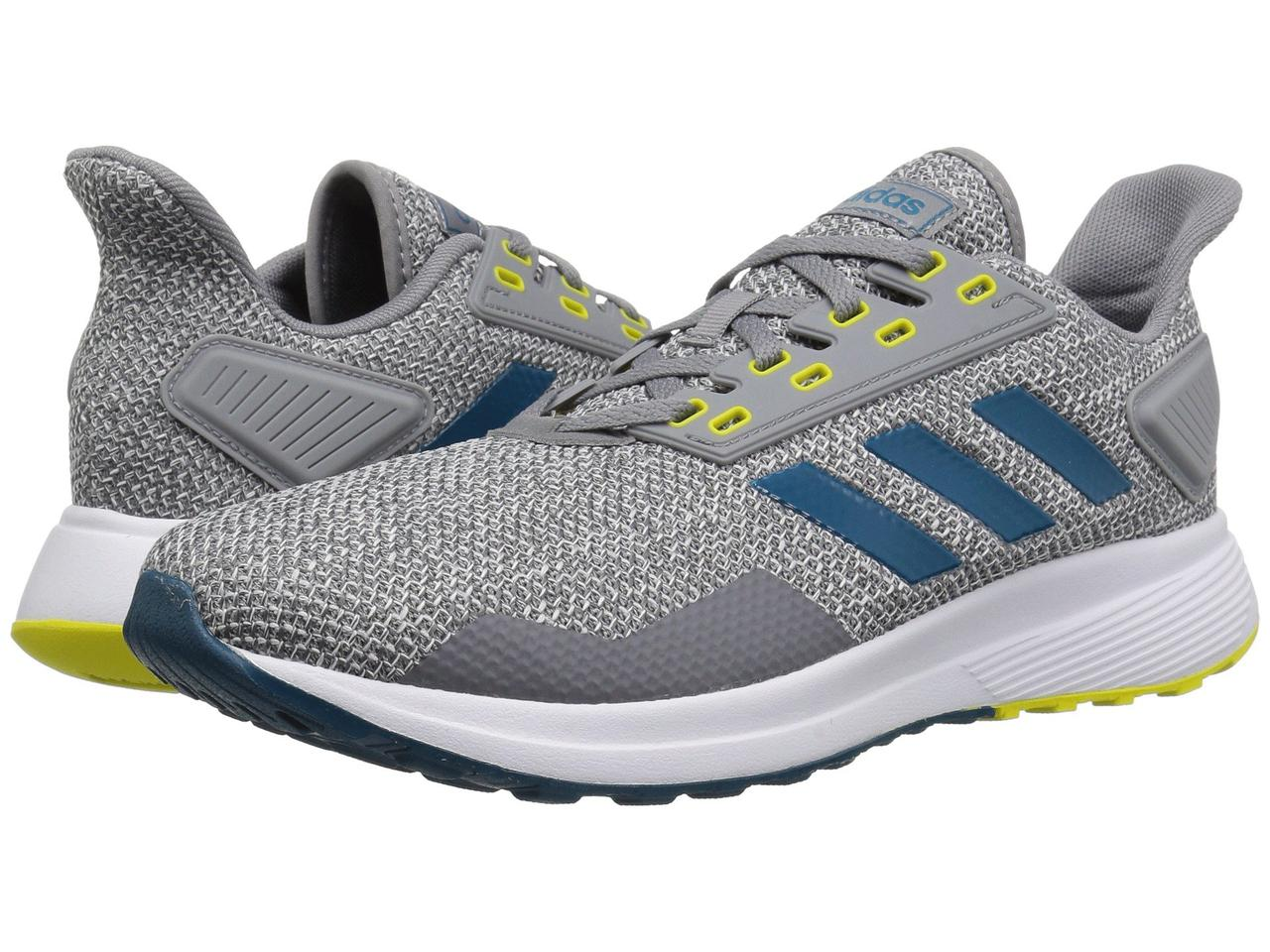 b25c62f5157b Кроссовки Кеды (Оригинал) adidas Running Duramo 9 Grey Real Teal Cloud