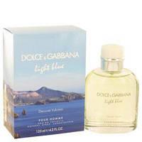 Dolce & Gabbana Light Blue Discover Vulcano Pour Homme 125 mL в наличии. Конфискат. Суперцена