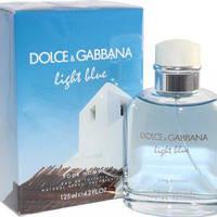 Dolce & Gabbana Light Blue Living Stromboli 125 ml в наличии. Конфискат. Количество ограничено