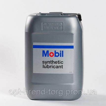 Mobil Delvac Synthetic Gear Oil 75W-140 20л., фото 2