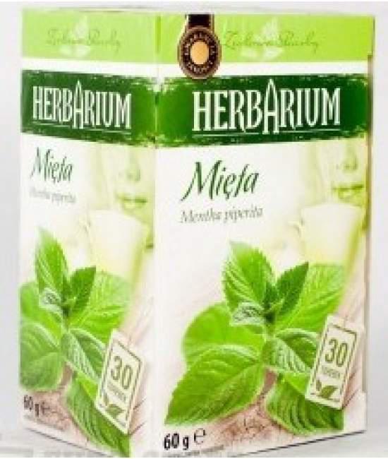 Чай  Herbarium Mieta 30шт 45гр