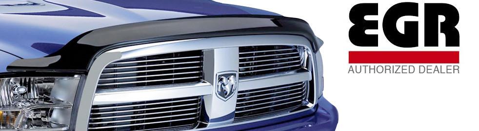 Дефлектор капота (мухобойка) EGR АВСТРАЛИЯ на Ford C-MAX 2010  ->