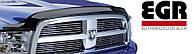 Дефлектор капота (мухобойка) EGR АВСТРАЛИЯ на Toyota Land Cruiser Pradо 150 2009-2013