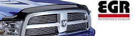 Дефлектор капоту (мухобійка) EGR АВСТРАЛІЯ на Nissan Patrol (Y62) 2010->