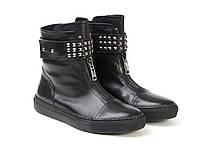 Ботинки Etor 4398-7165 черные, фото 1