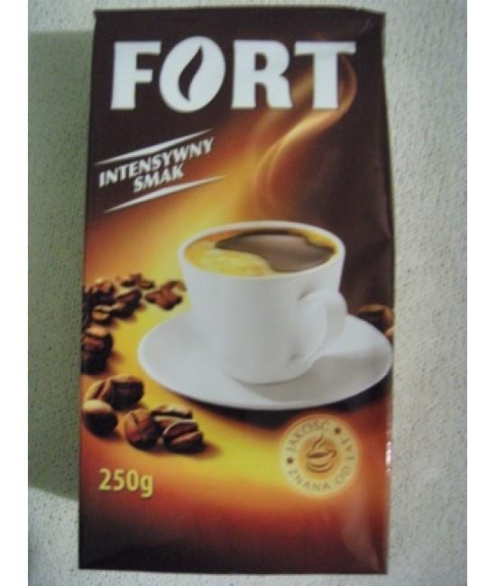 Кофе молотый FORT 250гр