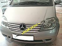 Накладка на решетку радиатора Mercedes Vaneo W414