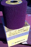 Круг шлифовальный лепестковый из нетканного абразивного материала скотчбрайта 100х100х19  NFW 600 Klingspor