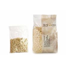 Віск гарячий в гранулах ItalWax Білий Шоколад 250 гр (ручна розфасовка)