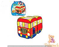 Детская игровая палатка автобус 3749