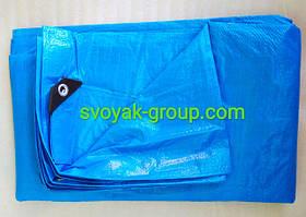 Тенты,полипропиленовые, тарпаулиновые.Пологи, плотность 90 г/м2.(Цвет синий).Укрепленный край.
