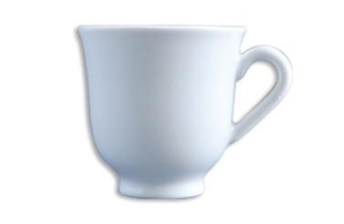 Чашка 130 мл. фарфоровая, белая doppio espresso Giustina, Ancap