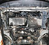 Защита картера двигателя и кпп Peugeot Partner 1996-, фото 3
