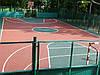 Резиновое наливное бесшовное покрытие для спортивных  площадок Alsatan MF Sport, фото 4