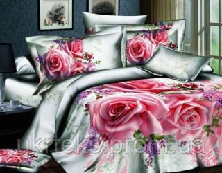 Комплект постельного белья сатин 3D  - ООО ТД Укртекс в Киеве