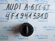 Переключатель света Audi A6 4F1941531D