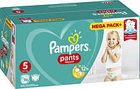 Подгузники-трусики Pampers (Памперс) Pants | Размер 5 (96 шт.)