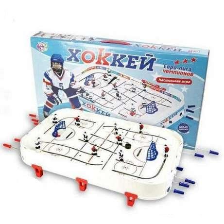 Настольный хоккей на штангах Joy Toy 0711