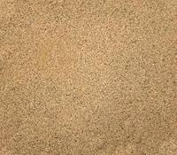 Песок речной сушеный, сеяный