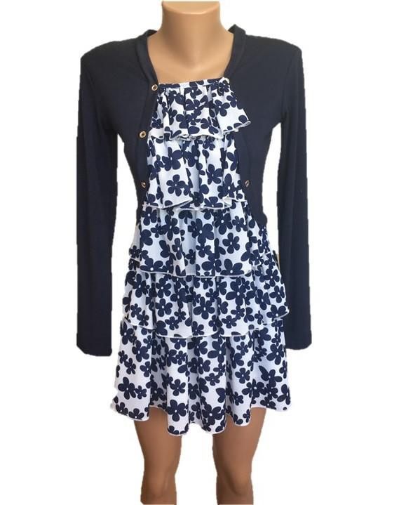 Платье туника подросток