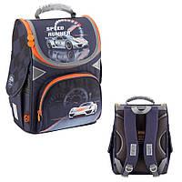 Рюкзак шкільний каркасний GoPack /GO18-5001S-19/ (37724) (1/8)