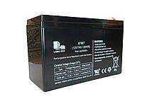 Свинцово кислотный аккумулятор на 12V/7Ah