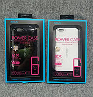 Внешний аккумулятор на iphone 6 plus Arun BJ03 5000 mah