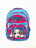 """Детский школьный рюкзак """"Geliyazi W-0109"""", фото 1"""