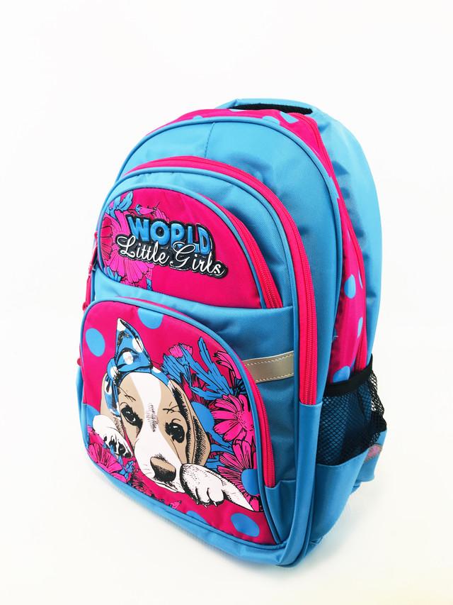 """Детский школьный рюкзак """"Geliyazi W-0109"""""""