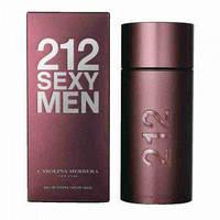 Carolina Herrera 212 Sexy Men в наличии. Конфискат. Суперцена. Количество ограничено