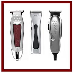 Триммеры Wahl для окантовки и стрижки бороды