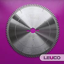 Комплект дисковых пил Leuco для форматно-раскроечных станков (ДСП, МДФ), фото 2