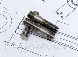 Шпилька М36 ГОСТ 22034-76 із угвинчуваним кінцем міцністю 8.8