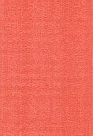 Фоамиран с флоком А4 Оранжевый 2 мм.
