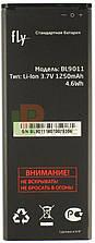 Аккумулятор акб батарея Fly BL9011 (FS406 Stratus 5) 700 mAh