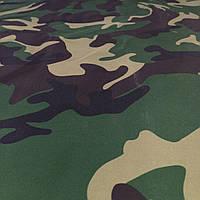 Тентовая ткань Камуфляж