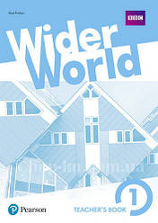 Wider World 1 Teacher's Book with DVD-ROM / Книга для учителя