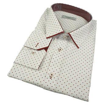 Чоловіча класична сорочка Negredo B-1072 Slim різних кольорів