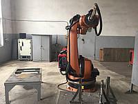 Сварочный робот (робототехника)