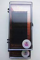 Вії I-Beauty Premium, 20 ліній Д 0.085 11 мм