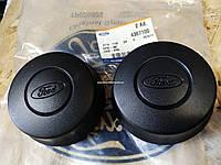 Колпак колеса Ford Connect 02- (пластмассовый) черный / малый 2T14 1130 BB