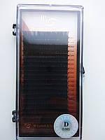 Ресницы I-Beauty Premium, 20 линий Д 0.085 12 мм