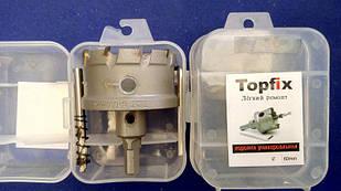 Коронка универсальная по металлу TOPFIX 60 мм